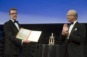 2010 Ein Preis aus der Hand des Koenigs