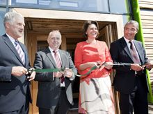 Einweihung von Neubau der FNR in Gülzow Quelle: FNR