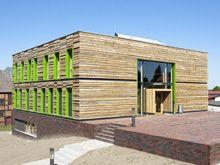 nachhaltiger Bauweise und der Nutzung regenerativer Energien, Quelle: FNR