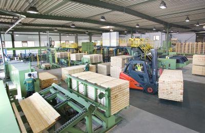 Die Anlage ist fertiggestellt und läuft auf vollen Touren Foto Seier GmbH HPE