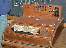 Apple1 Holzgehäuse