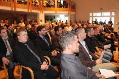 Auditorium der Holzfachschule Bad Wildungen Quelle Holzfachsachule