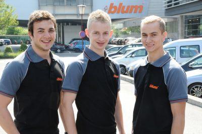 Blum Berufs WM Teilnehmer