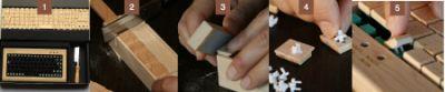 DIY Holz-Tastatur, Bausatz