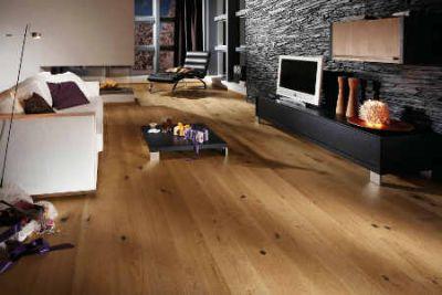 parkett bietet individualit t und optische raffinesse. Black Bedroom Furniture Sets. Home Design Ideas