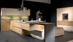 Moderne Küchen avancieren zum repräsentativen Statussymbol