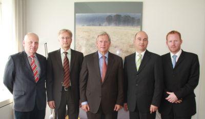 Gespräch NRW Minister