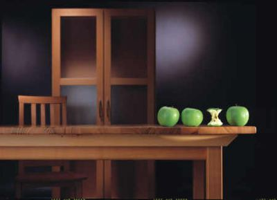 Lebensmittel vertragen sich perfekt mit Holz  Foto  Holzschmiede VDM