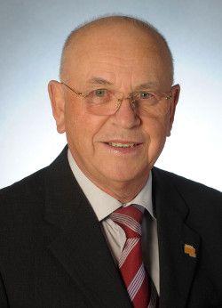Heinz Blumenstein, geschäftsführendes Vorstandsmitglied
