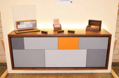 kubistisches Medien-Möbelstück holt den Bad Wildunger Designpreis