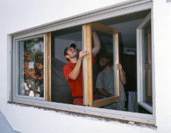 Erst die Fenster modernisieren, dann die Heizung. Foto: VFF/Bayerwald