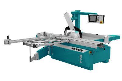 Martin T75 PreX Maschine