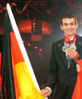Thorsten Kornmayer Siegerfeier