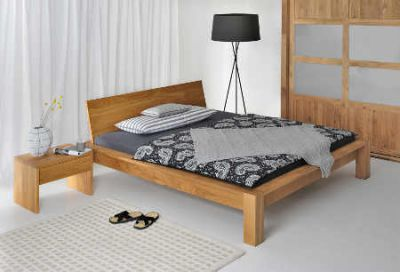 Auch Massivholz ist im deutschen Schlafzimmer ein beliebtes Material Foto VDM Taurus