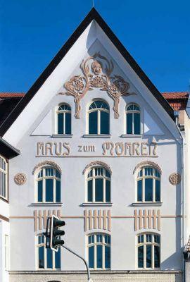 Historisches Gebäude auf dem neusten Stand der Technik.  Foto  VFF TMP Fenster + Türen GmbH