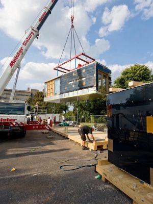 Verpackung Solarhaus Konex2