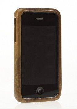 iPhone mit Schutzhülle in Krsche
