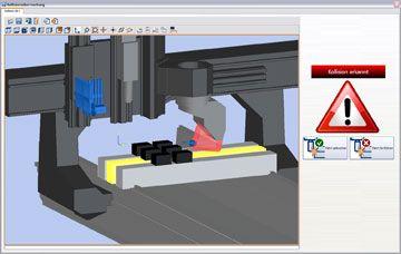 collisionControl woodWOP 6.0 3D