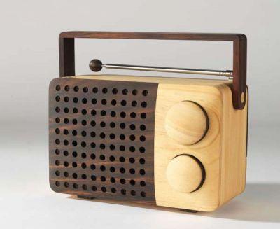 Holz-Radio 1