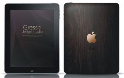 iPad aus Holz von Gresso