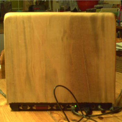 Laptop Holz 1.4