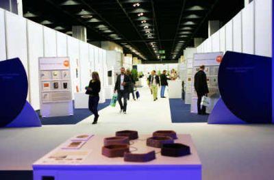 Material Connexion Cologne präsentierte zur dritten Innomateria in Köln Foto MCC