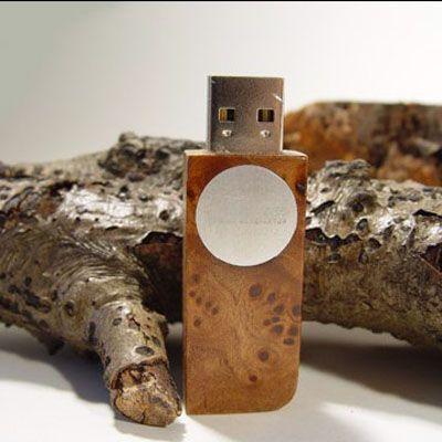USB-Sticks aus Holz | Holzwurm-page, Holz mit Know How