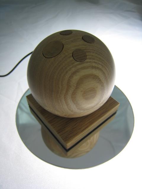 Möbel möbel design wettbewerb : Holzkugel Maus | Holzwurm-page, Holz mit Know How